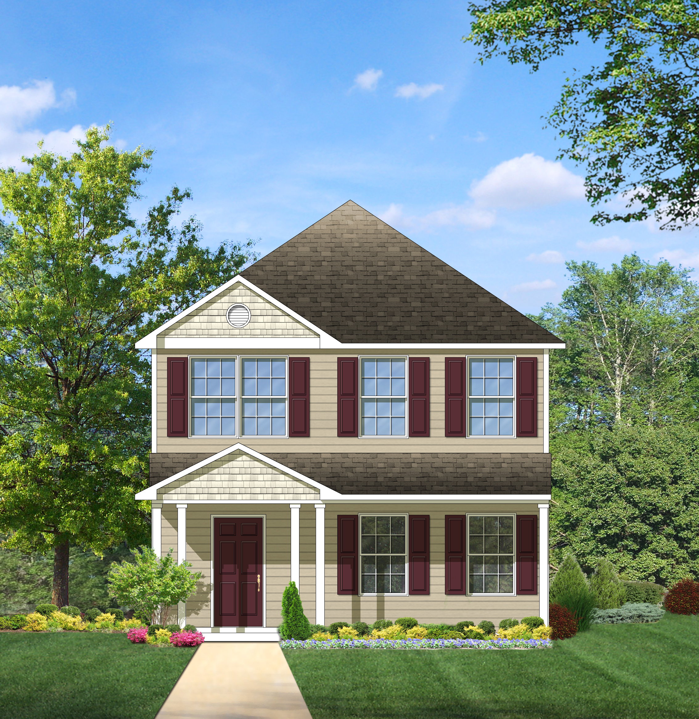New Homes In Hinesville GA
